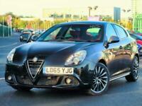 2015 Alfa Romeo Giulietta Alfa Romeo Giulietta 1.7 TBi Quadrifoglio Verde 5dr TC
