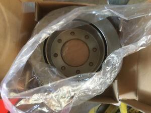 Rear Brake Rotors Chev Silverado 2500