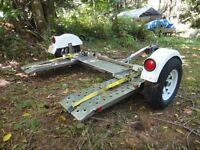 Articulated Car Tow Dolly
