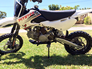 Pitster Pro X4R 165cc pitbike RRP $2,399 Perth Perth City Area Preview