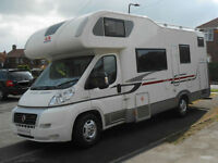 Adria Coral A690DK. ONE OWNER. FULL SERVICE HISTORY