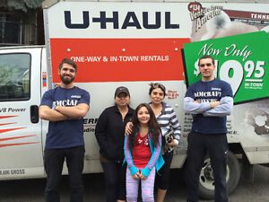Moving help in Calgary at offices/storages/houses/apartments