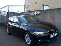 13 13 BMW 316D 2.0 SPORT SE TWIN POWER TURBO DIESEL ESTATE 5DR 1 OWNER ALLOYS