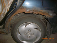 Economy Rust Repair/Autobody
