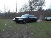 2006 Ford Crown Victoria Berline