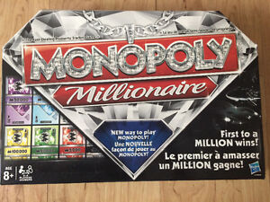 Monopoly millionaire and chess