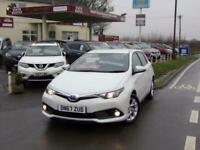 2017 Toyota Auris 1.8 Hybrid Icon TSS 5dr CVT HATCHBACK Petrol/Electric Hybrid A
