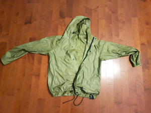 Goretex Jacket Shell. (Stealth jacket) Large.