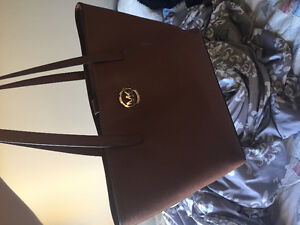 Leather Micheal Kors Purse