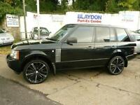2005 Land Rover Range Rover 4.2 V8 Supercharged Vogue SE 5dr