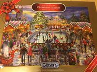 Christmas Market Jigsaw