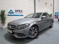 2014 Mercedes-Benz C220 Bluetec Sport Premium 7G-Tronic + Huge Spec + Immaculate