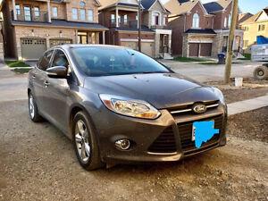 ***********2013 Ford Focus Sedan Only 45,500 Kms **********
