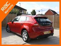 2012 Volvo V40 2.0 D3 Turbo Diesel ES 5 Door Geartronic 6 Speed Auto Bluetooth C