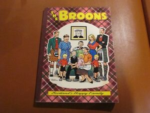The Broons Scotland's Happy Family 1996