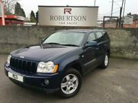 2005 Jeep Grand Cherokee 3.0 V6 CRD 5d 215 BHP Estate Diesel Automatic