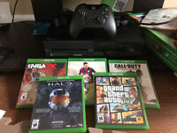 For Sale! With 5 killer video games!!