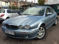 JAGUAR X TYPE 2.1 V6 + FULL SERVICE HISTORY + 12 MONTHS MOT + SUPERB CAR