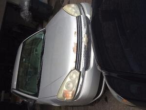 2004 Chevrolet Malibu x Sedan