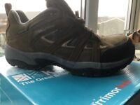 Walking hiking boots