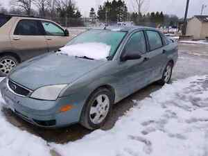 2004 Ford Focus ZX4