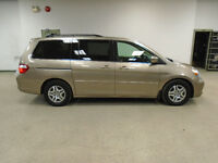 2005 HONDA ODYSSEY EX-L! 7 PASS! LEATHER! SPECIAL ONLY $8,900!!!