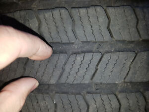 For sale:  4 Michelen summer truck tires.  No rims just tires.