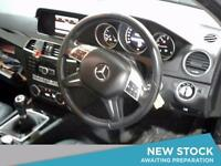 2013 MERCEDES BENZ C CLASS C220 CDI BlueEFFICIENCY Executive SE 4dr