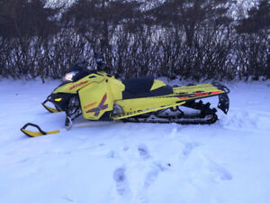 2015 Skidoo T3 163 with suspension upgrade.