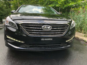 Hyundai Sonata 2015 ONLY 43,000 km. Impeccable car!
