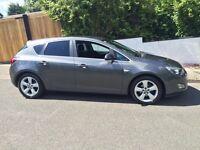 Vauxhall Astra 1.4 sri turbo