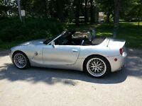 2004 BMW Z4 Sport Package Convertible
