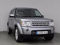2012 LAND ROVER DISCOVERY 3.0 SDV6 255 XS 5dr Auto With Paddle Shift SUV 7 Seats