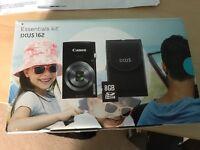 Canon ixus camera package