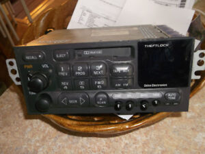 Wanted: Wiring harness for Delco cassette car radio