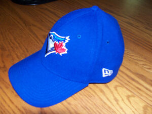 Blue Jays Fitted Cap...Fits Medium Male Head Like New