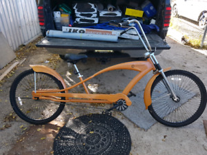 Coppermoon lowrider pedal bike