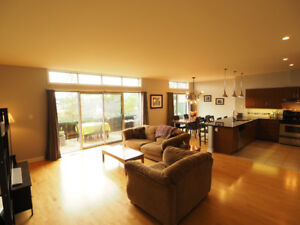 Glebe Rental: Large, open concept penthouse condo, w. furnish