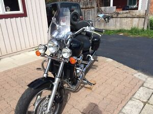 Showroom condition 1996 Honda Magna 750