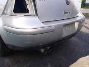 Vw golf gti rear bumper cover 2000 to 2005 Kitchener / Waterloo Kitchener Area image 2
