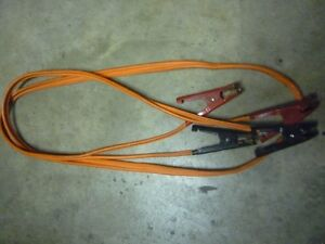 BOOSTER CABLES Kitchener / Waterloo Kitchener Area image 1