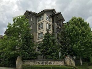 3 bedroom condo in highly desirable area of Westwood Plateau