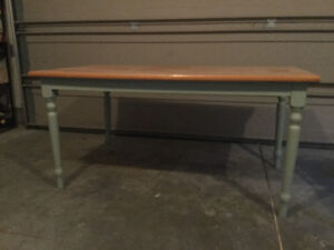 Craft table or refinishing project