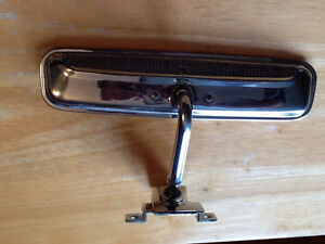 1962 Ford Galaxies Rear View Mirror and Mounting Bracket Kitchener / Waterloo Kitchener Area image 7