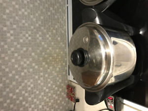 Saladmaster electic cookware 2 for $1500
