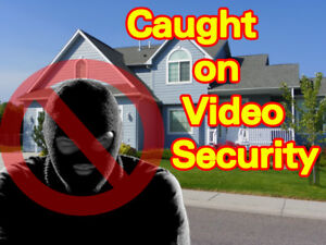 Home Video Security. Keep family and property Safe.