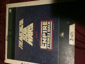 Old Star Wars movie for sale