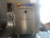 Autofry MTI 10 ventless deep fryer like perfect fry