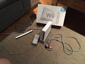 Nintendo Wii Kitchener / Waterloo Kitchener Area image 1