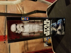 Starwars Rogue One 12 Inch Imperial Storm Trooper Action Figure